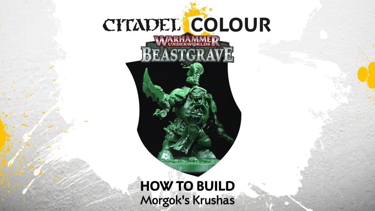 How to Build –Morgok's Krushas