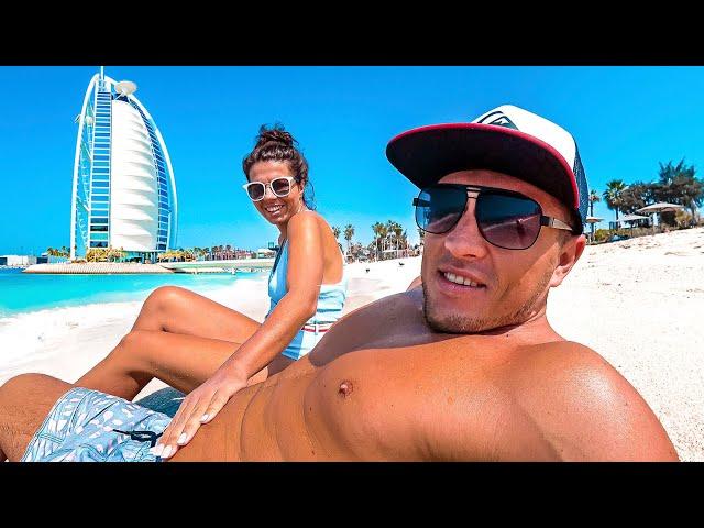 Взломали Дубай! Отдых за копейки в ОАЭ. Лучший пляж в Эмиратах