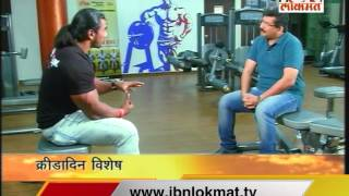 EKLA CHALO RE WITH SANGRAM CHOUGULE INTERVIEW BY MAHESH MHATRE