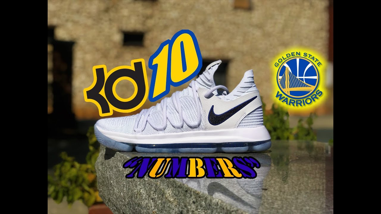 online retailer 8f504 be0e5 Nike KD 10 (X)