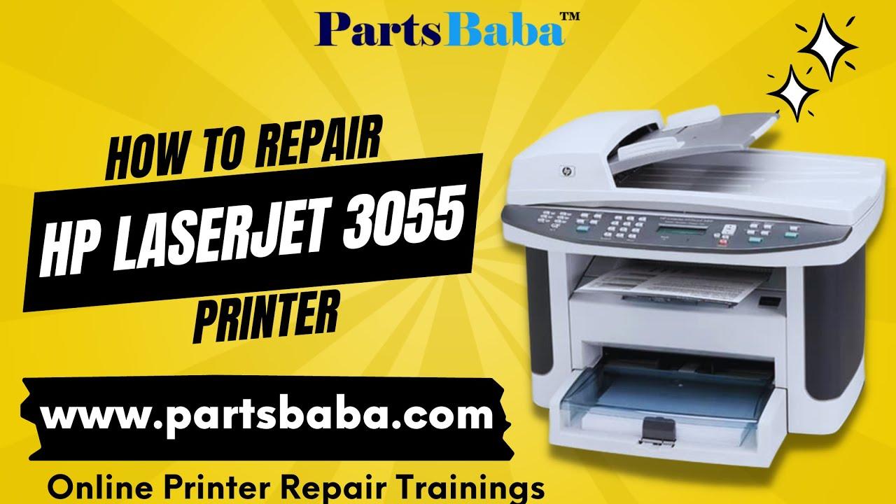 HP LASERJET 3055 NETWORK PRINTER DRIVER PC