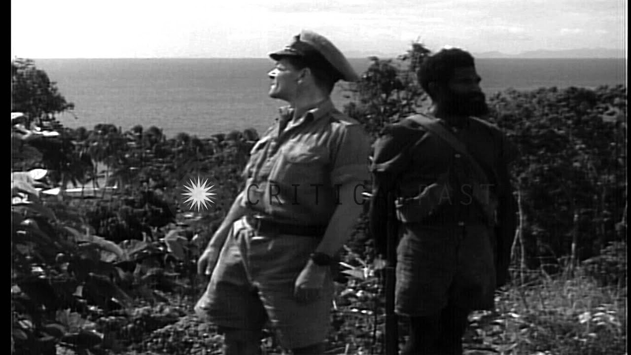 Coastwatchers of the South Pacific WW2