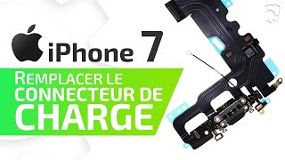 Tutoriel iPhone 7 : remplacer le connecteur de charge (HD)
