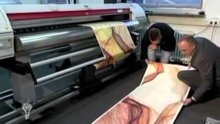 Фотообои Solvoprint Erfurt(Технология изготовления и наклеивания фотообоев., 2012-01-18T06:49:54.000Z)