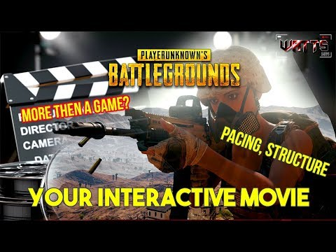 PUBG: Your Interactive Movie/Storytelling, Creativity, Replay Mode, (PC/Xbox) Cinema Battle Royale!