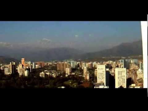 Time Lapse From Room With A View W Santiago