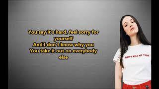Sigrid - High Five (Lyrics) {HeyLyrics}