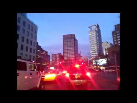 Holland Tunnel to Brooklyn in Under 2 Minutes