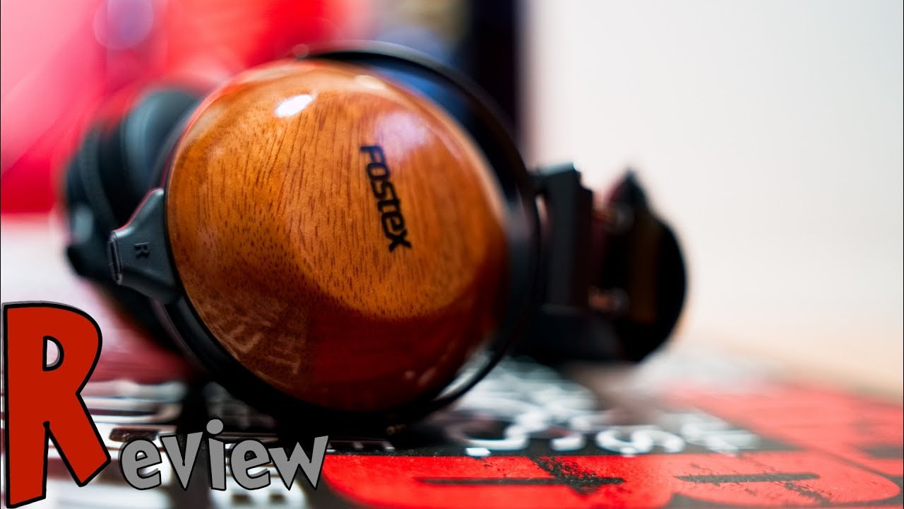 Fostex TR X00 Review (BASS CANONS    KaBoOm!!!)