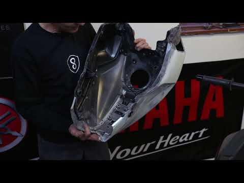 Yamaha FZ 07 Build - Part 4 Fuel Tank