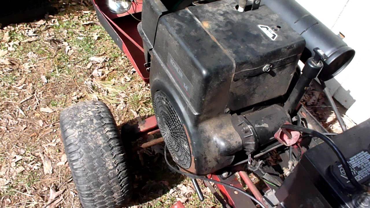Wheel Horse 314 Hydro