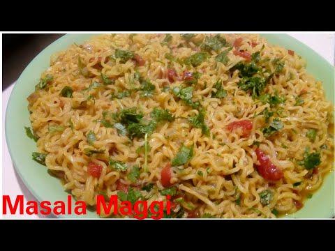 Masala Maggi recipe by Kitchen with Rehana