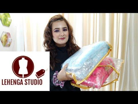 Beautiful Designer Lehenga For Wedding / Lehenga Studio / SWATI BHAMBRA