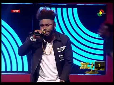 Tee Rhyme Perform Tafo at TV3 Music Music