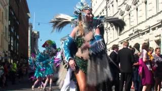 Helsinki Samba Carnaval 2013 - Samba Enredo  Mangueira