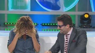 Risa y vergüenza: ¿Por qué José María Listorti hizo sonrojar a Paula Chaves?