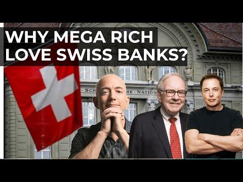 Why MEGA RICH  Love Swiss Banks? (Dark Truth)