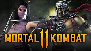 Mortal Kombat 11 - Ed Boon Teases Mileena Fans & Kombat Pack 3? + PC Mods, EVO Cancelled & More!