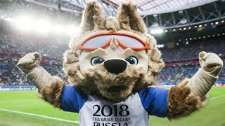 Всех любителей футбола поздравляю с началом ЧМ-2018