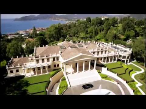 Billionaire Mansions Homes   Secret Lives Of The Super Rich 2015