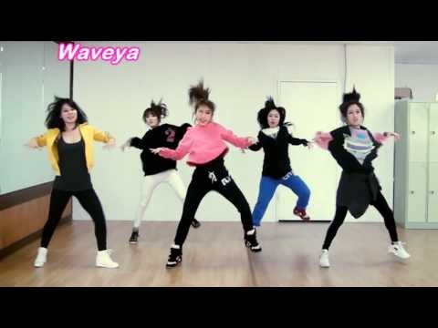 Waveya Ari choreography Step Up 4 Revolution Travis Porter-Bring It Back Dance