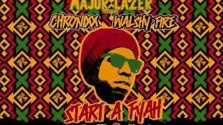 Chronixx - Get Free (Freestyle) Major Lazer & Walshy Fire Presents