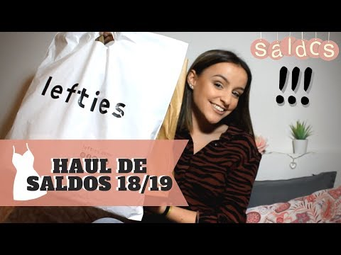 TRY-ON HAUL SALDOS - LEFTIES, BERSHKA e +!! | RITA SERRA