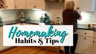 Be a Better Homemaker || Tips and Advice from a Mom of 5