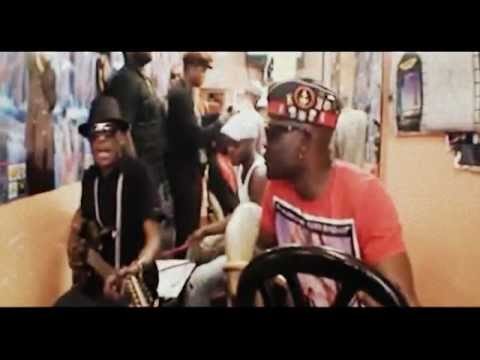 Soukous Guitar from Congo - Kimbangu - the Barbershop Session