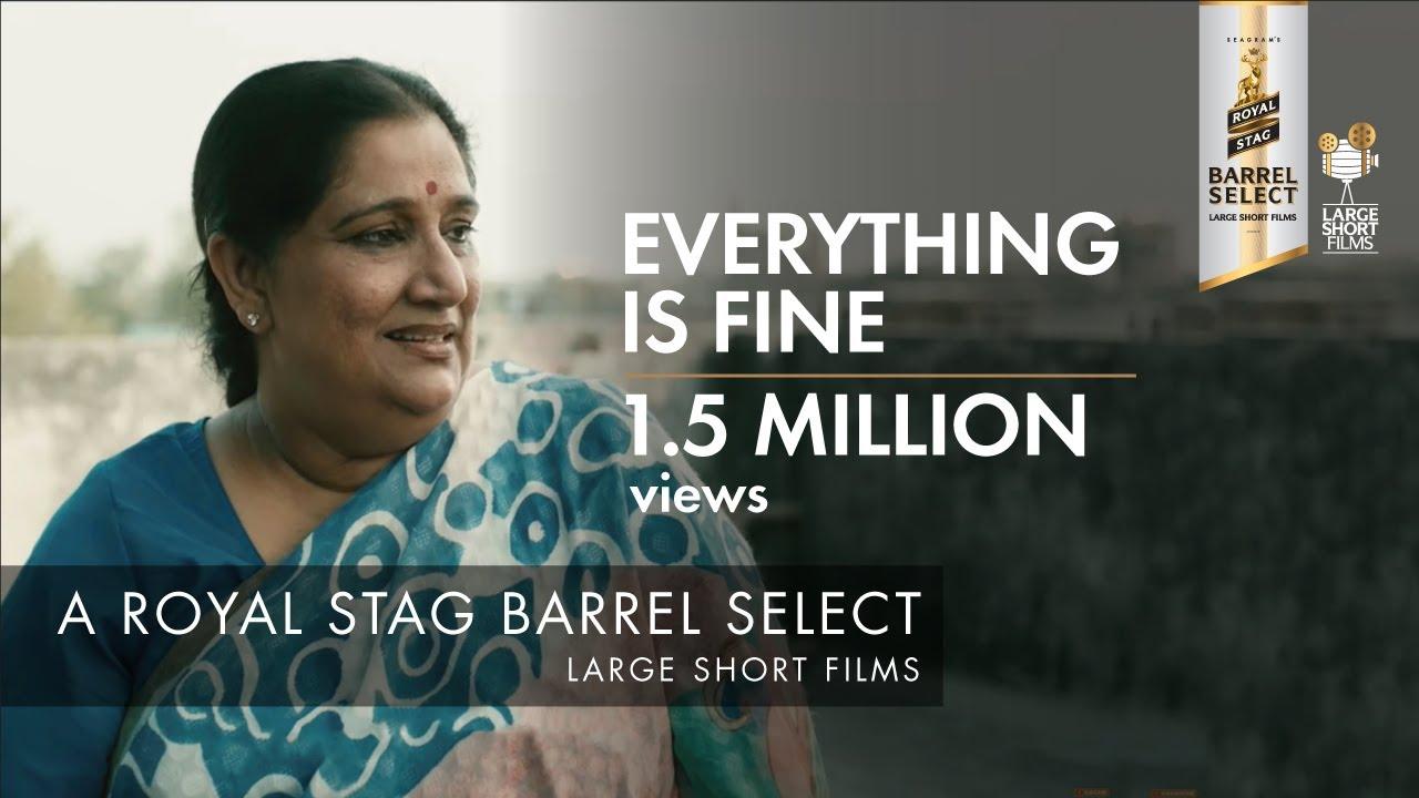 Royal Stag Barrel Select Large Short Films | Everything Is Fine