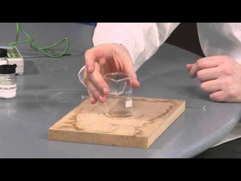 Christmas Science | It's feeling cold | The endothermic reaction
