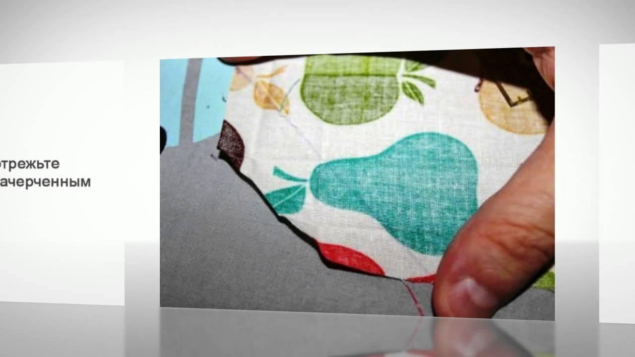 ВЫШИВКА салфетки на бытовой швейной машинке machine embroidery .