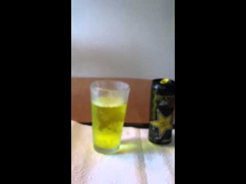 Rockstar 2x Energy Drink Review