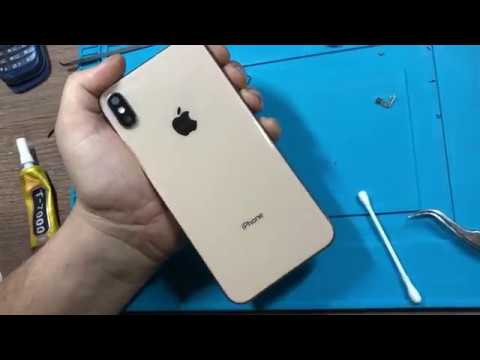 iPhone Xs Max Back Glass repair