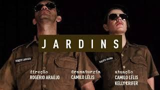 Jardins - Teatro - Trilha sonora original (2017)