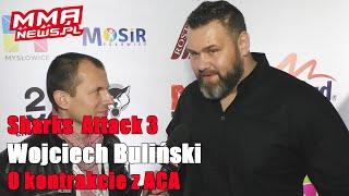 Wojciech Buliński podpisał kontrakt z ACA