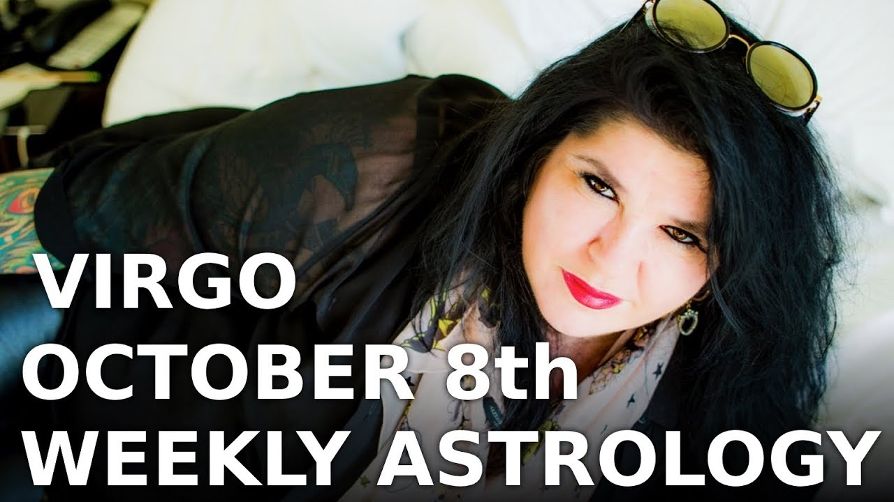 Weekly Astrology Horoscope Video 7th October 12222 with Michele