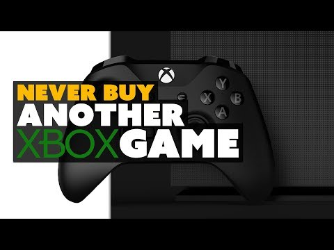 Never Buy Another XBOX GAME!? - The Know Game News