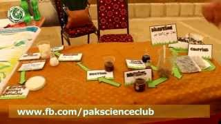 Carboxymethyl cellulose Production by Dawood university students