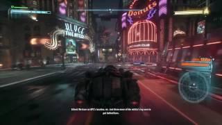 Batman: Arkham Knight Walkthrough - Part 27 - Armored and Dangerous (Militia APCs)