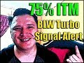 BLW Turbo Signal Alert-75% ITMMM