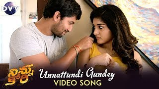 Ninnu Kori Video Songs | Unnattundi Gunde Video Song | Nani | Nivetha Thomas | Aadhi Pinisetty