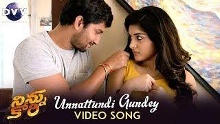 Ninnu Kori Video Songs   Unnattundi Gunde Video Song   Nani   Nivetha Thomas   Aadhi Pinisetty