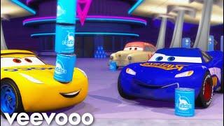 Cars 4 - RunAway (Music Video)