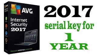 [TUTO] Comment avoir Avg internet security 2017 + Activation key