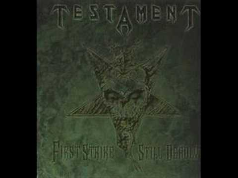 Testament - The Preacher [2001] + Lyrics