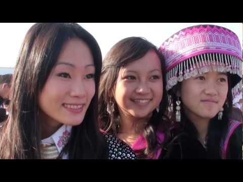 Hmong Fresno New Year 2011-2012