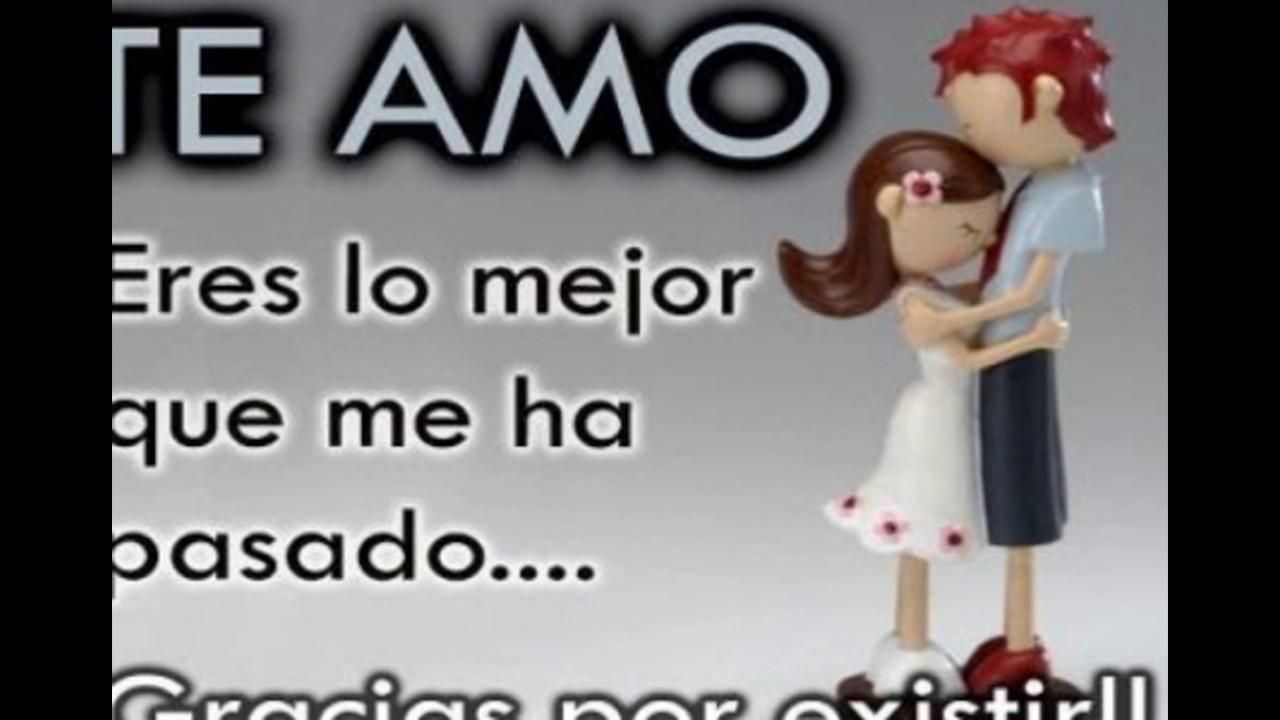 Mensajes Y Frases De Amor Para Mi Esposo Amado Youtube