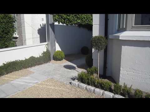 Dublin Landscape Contractors, Design & Build, Mount Merrion, Co Dublin