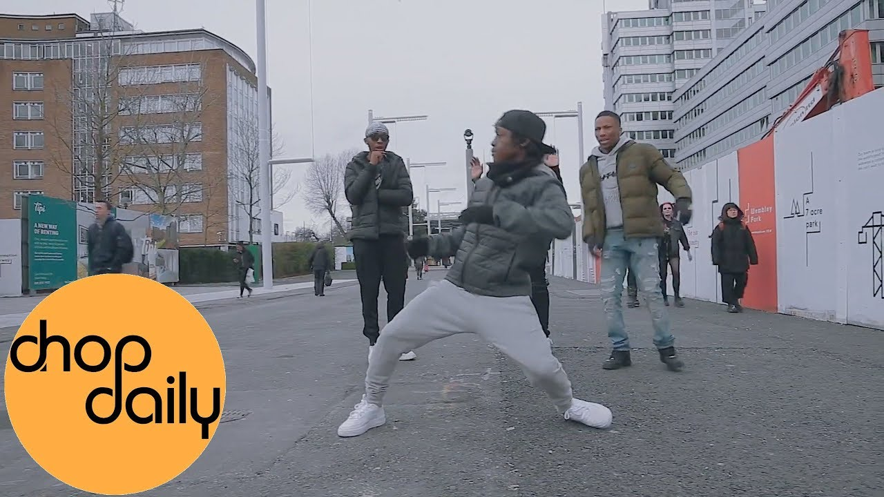 Download Chop Daily Dance Cypher Part 9 | Swamz - Bally